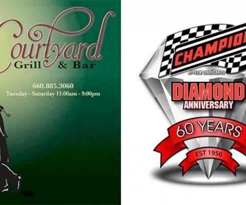 Courtyard Grill & Bar Sponsors Champion 60th Anniversary Celebration