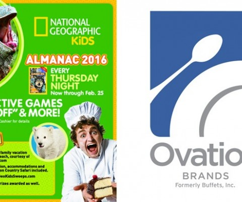 Adventurers Unite To Explore During Family Nights At Ovation Brands® Restaurants