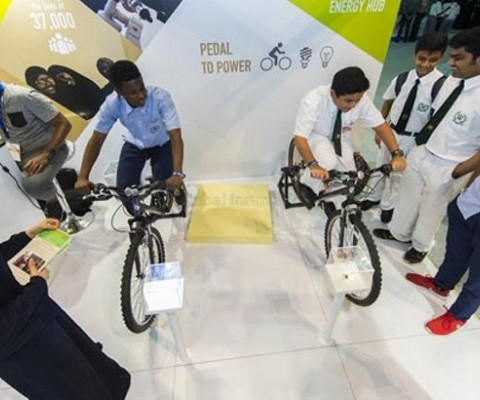 Zayed Future Energy Prize Educates Young People