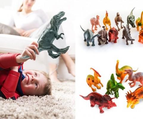 Kids Imaginative Launches 12-Piece Dinosaur Figurine Set