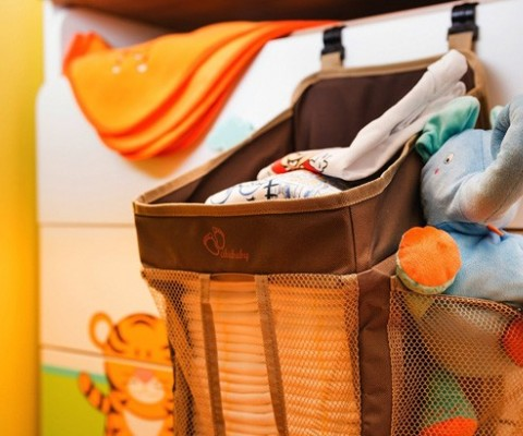 Ciba Brand's Nursery Organizer to put everything in place for parents of infants