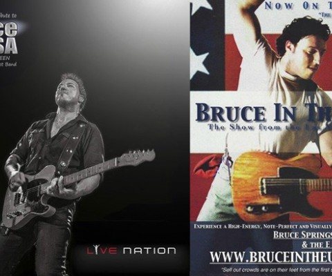 Bruce In The USA, The Worlds #1 Tribute to Bruce Springsteen and the E Street Band