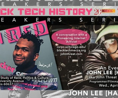 The Center For The Study Of Race, Politics & Culture (Csrpc) And Black Tech Mecca Presents