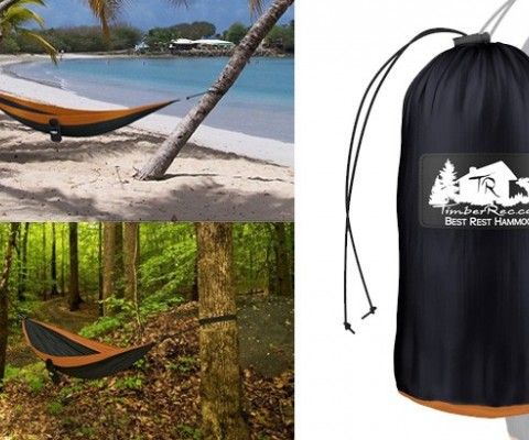 Timber Recreation Introduces High Quality Hammock
