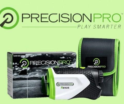 Precision Pro Golf Announces $30 Mail-In Rebate on its Nexus Laser Rangefinder