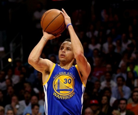 The Secret Behind Stephen Curry's Basketball Shots, Released