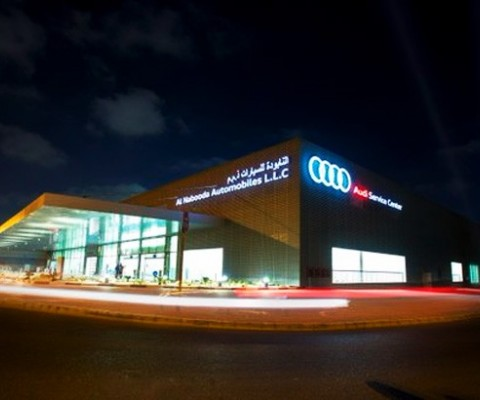New levels of car servicing, customer care from Audi, Al Nabooda Automobiles
