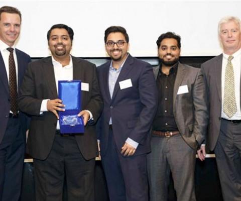 Maersk line Platinum Award 2016
