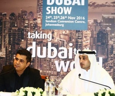 The Dubai Show to debut in South Africa: aims to attract investments into the emirate