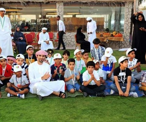Awqaf and Minors Affairs Foundation Organizes Special Event for Orphans