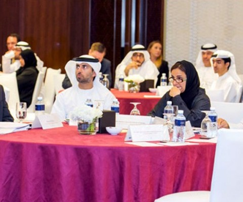 International Experts Present to ENEC's Senior Leadership on the Unique Culture
