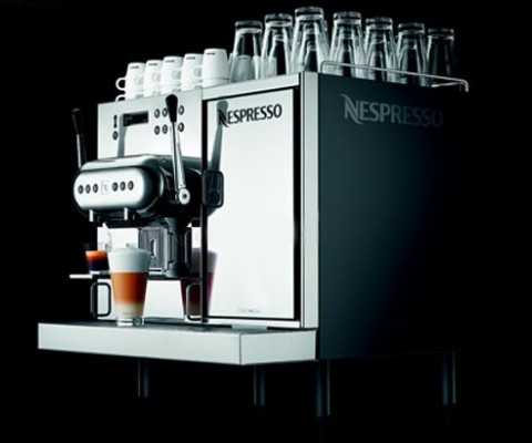 Nespresso launches State-of-the-Art Professional Barista Machine, The Aguila 220