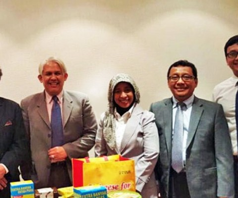 High Level Indonesian Delegation visits Al Maya Group to enhance the Business relationship