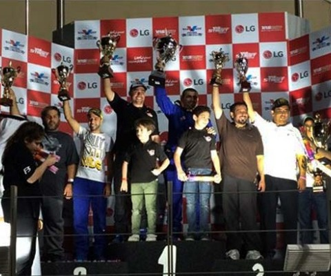 'King of the Street' crowned as Yas Super Street Challenge sees thrilling season closer