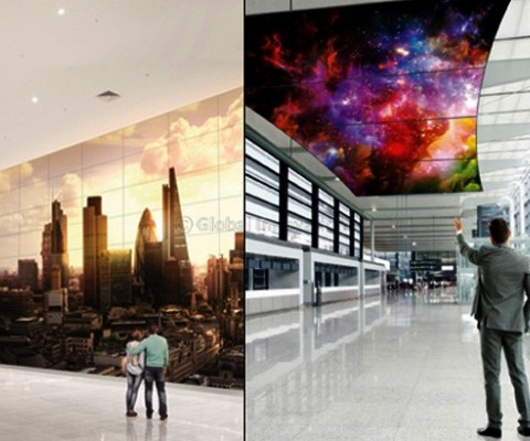LG Electronics to reveal 'innovative display technologies' at Hotel Show