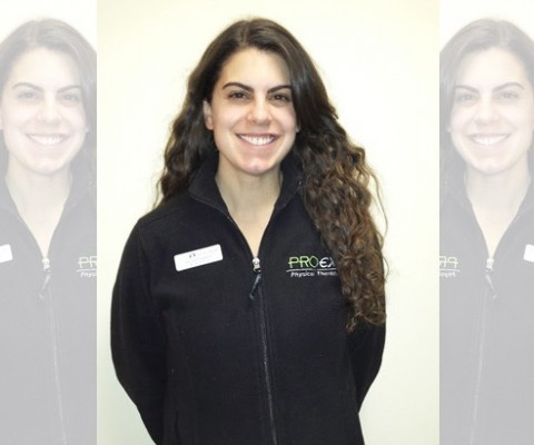 ProEx Physical Therapy names Stephanie Braceland as Exercise Technician