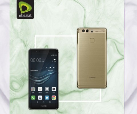 UAE Resident Alert: Etisalat offers Huawei P9 for Dh80