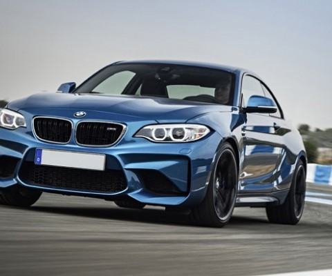 The all-new BMW M2 Coupé: A Powerful Athlete for the Compact Segment