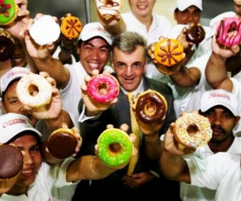 A conversation with David Rodgers, General Manager of Dunkin' Donuts Middle East