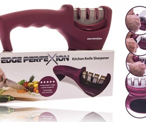Edge Perfexion Launches a New Professional 3 Stage Knife Sharpening System