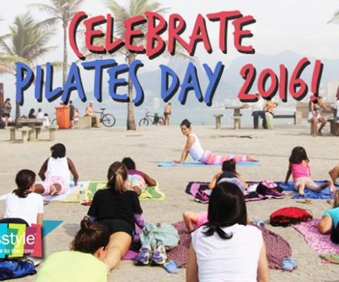 2016 Pilates Day Celebration