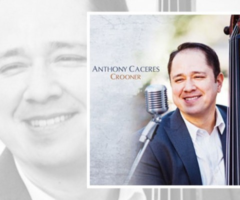 Houston based Jazz Crooner/Singer Anthony Caceres debut new recording at Ovations Nightclub