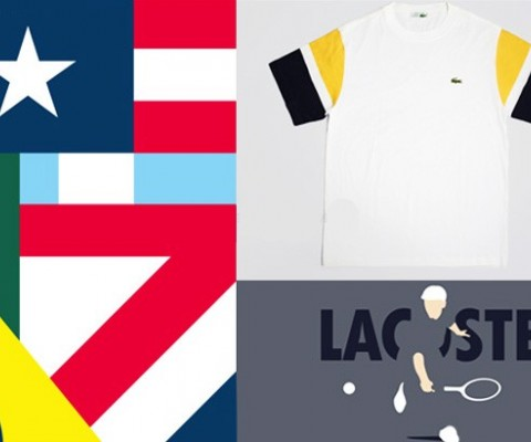 Lacoste Grand Podium: ONE GAME. ALL COLORS