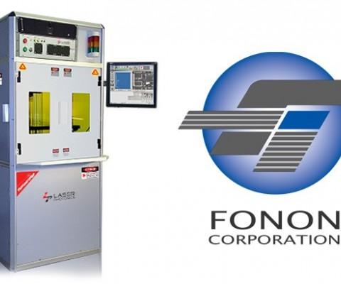 Fonon Corporation Unveils Update to Laser Marking Systems for Circumferential Marking Apps.